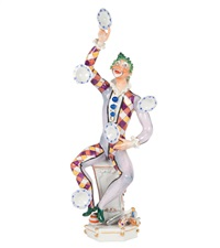 der jongleur by peter strang