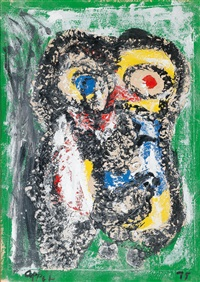 eule by karel appel