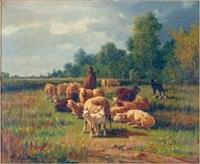 牧羊 by cortés andres