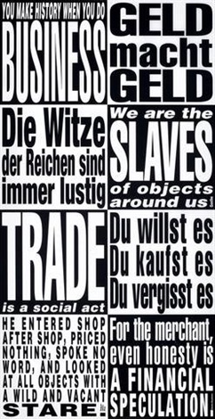 untitled by barbara kruger