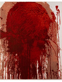 ohne titel by hermann nitsch