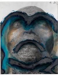 ludwig van beethoven - totenmaske by arnulf rainer