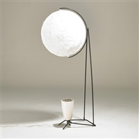 controlight floor lamp, usa by mitchell bobrick