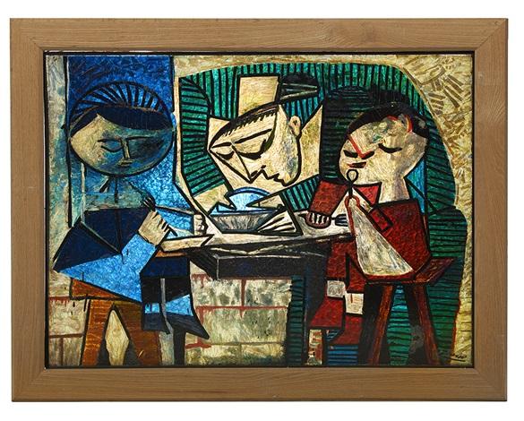Le Repas des Enfants by Pablo Picasso on artnet