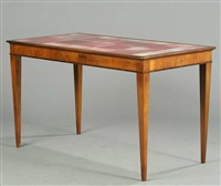 coffee table by frits henningsen