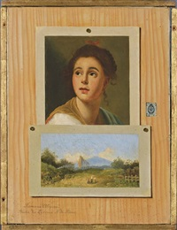 trompe l'oeil by francesco alegiani