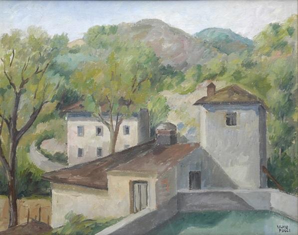 Interesting casa di campagna by silvio pucci with casa for Piani di casa di campagna francese