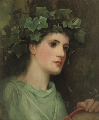 a bacchante by william m. spittle