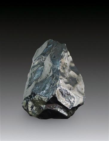 假山石 artificial rock by zhan wang