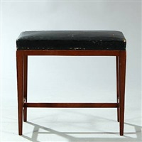 piano stool by frits henningsen