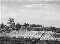 farmer's fields by helena eastman campbell