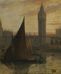 westminster, london by william p. rogers