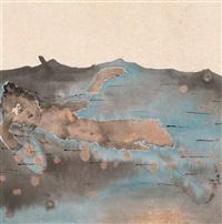 idling in water by liu qinghe