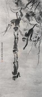 猿戏图 by xu yun