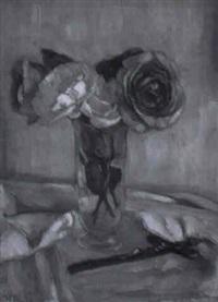 rosen mit kruzifix by heinrich reifferscheid