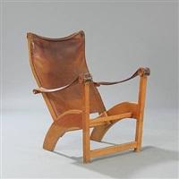københavnerstolen easy chair by mogens voltelen
