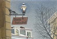 trosa stadshotell by reinhold ljunggren