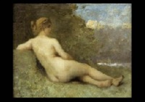 nude by paul désiré trouillebert