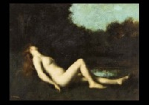 nude by jean jacques henner