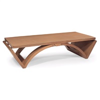 convertible table by karpen of california