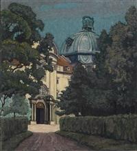 stiftsportal klosterneuburg by max kahrer