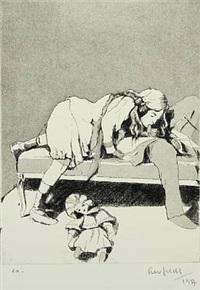 erotic composition by hans henrik lerfeldt