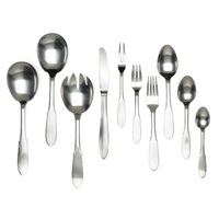 flatware (set of 60) by georg jensen