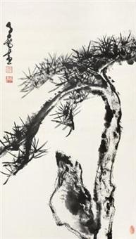 古松图 by xu zihe