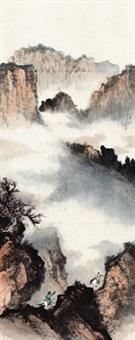 崇林驰猎 by li xiongcai