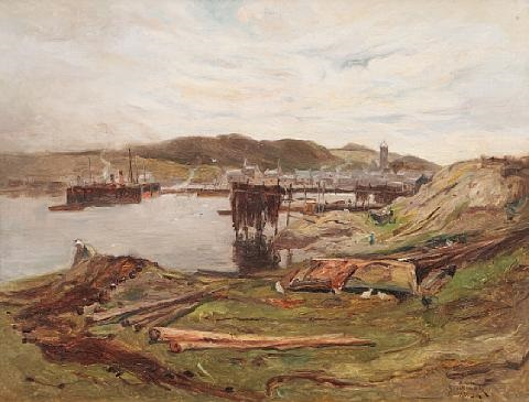 tarbert by george w aikman
