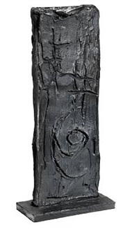 stele by günther förg