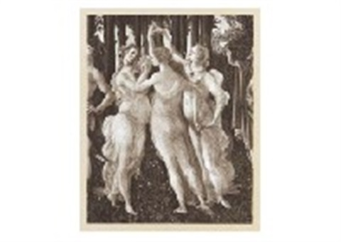 three graces primavera 3 others 4 works by sandro botticelli