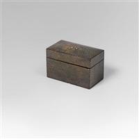 visitenkartenbox by josef hoffmann