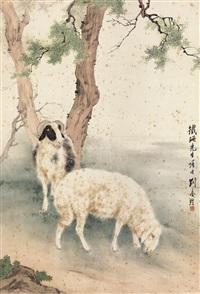 吉祥图 by liu kuiling