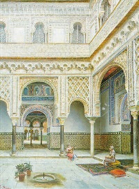 patio de las munecas by josé arias