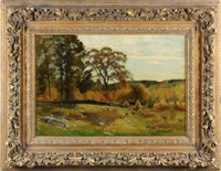 an autumn morning by eugene leslie smythe