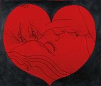 il bacio di bond by cesare tacchi