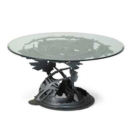 Dragonu0027s Back Table By Albert Paley