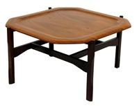 tavolino con vassoio by ico parisi