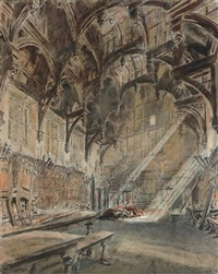 middle temple after damage by enemy action by hanslip fletcher