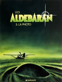 aldebaran (study for cover for album la photo) by léo