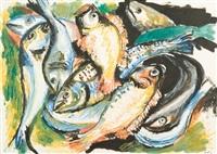 pesci by guttuso renato