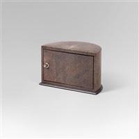 zigarrenkassette by josef hoffmann