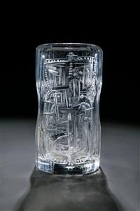 vase by oldrich lipa
