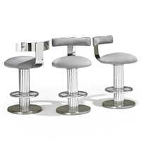bar stools (3 works) by leisure design