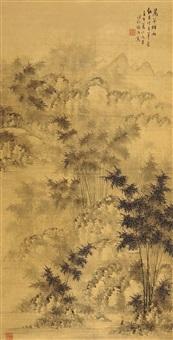 bamboo by xu hao