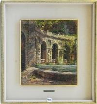 tivoli - villa d'este by giannino grossi