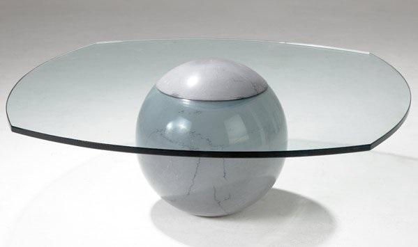 Saturn Coffee Table By Vladimir Kagan