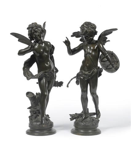 alerte pair by auguste louis mathurin moreau