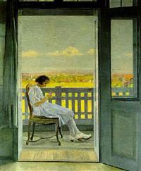 am balkon by emanuel baschny